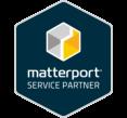 Official Matterport Service Partner Badge